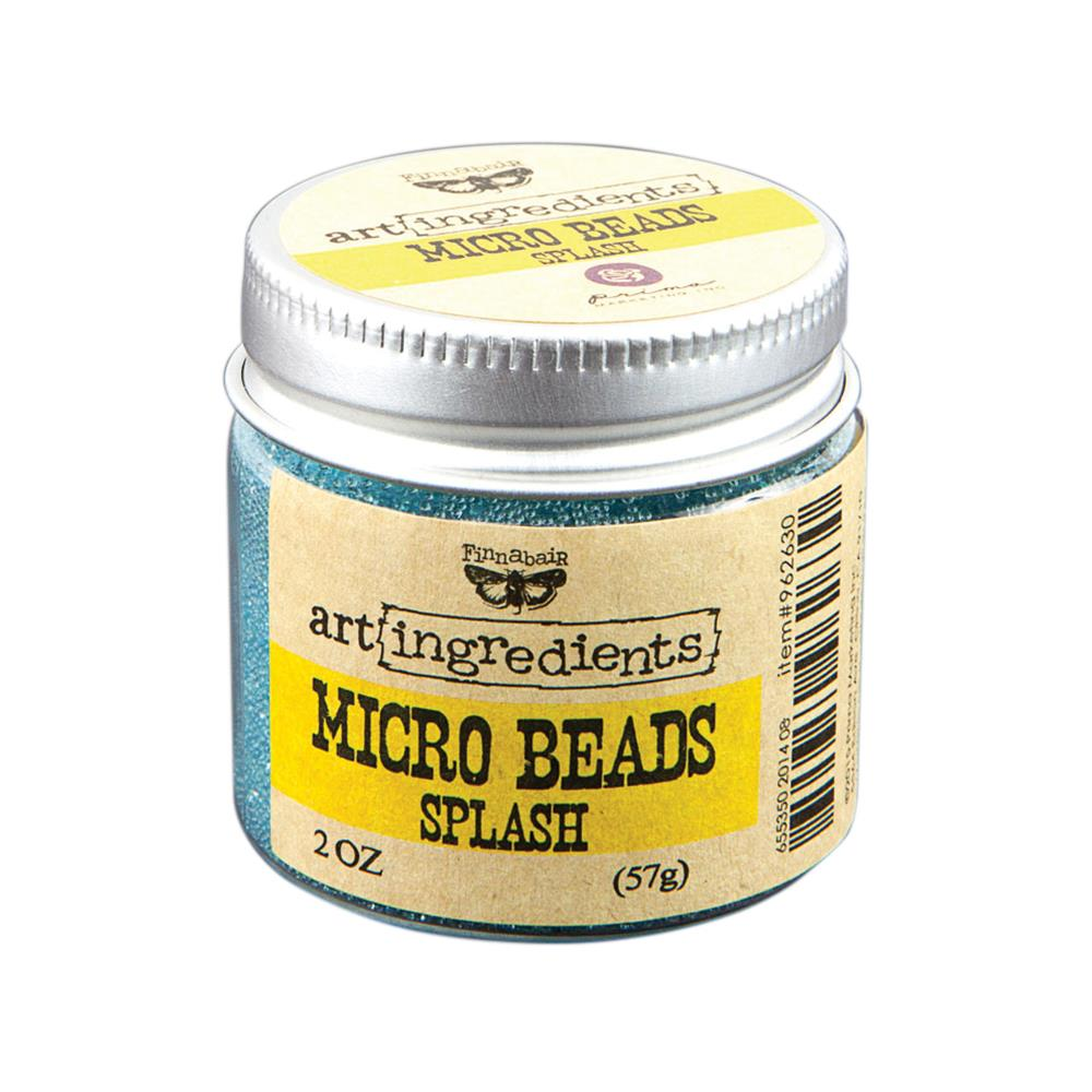 Finnabair Art Ingredients Micro Beads-Splash