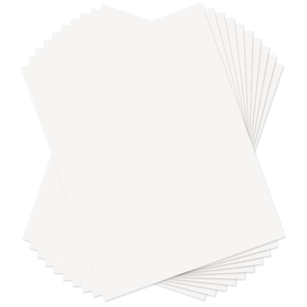 Sizzix Paper Leather- White