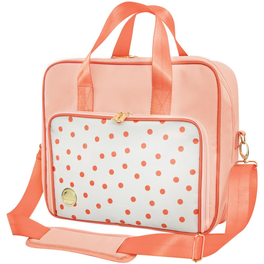 Shoulder Bag Blush Dot