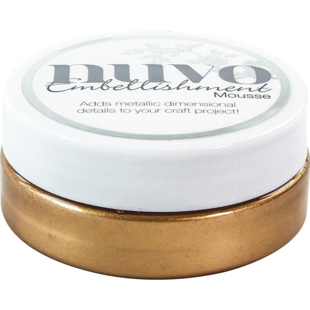 Nuvo Mousse- Cosmic Brown