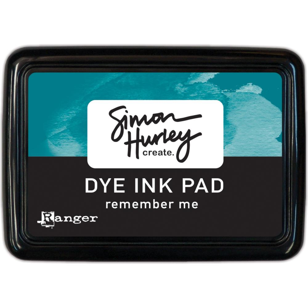 Simon Hurley create. Dye Ink Pad- Remember Me