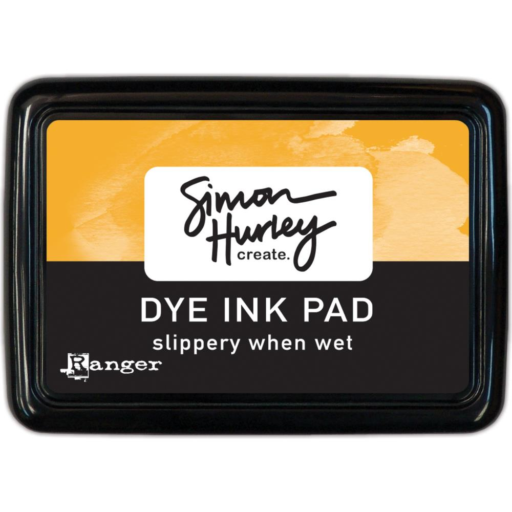 Simon Hurley create. Dye Ink Pad- Slippery When Wet