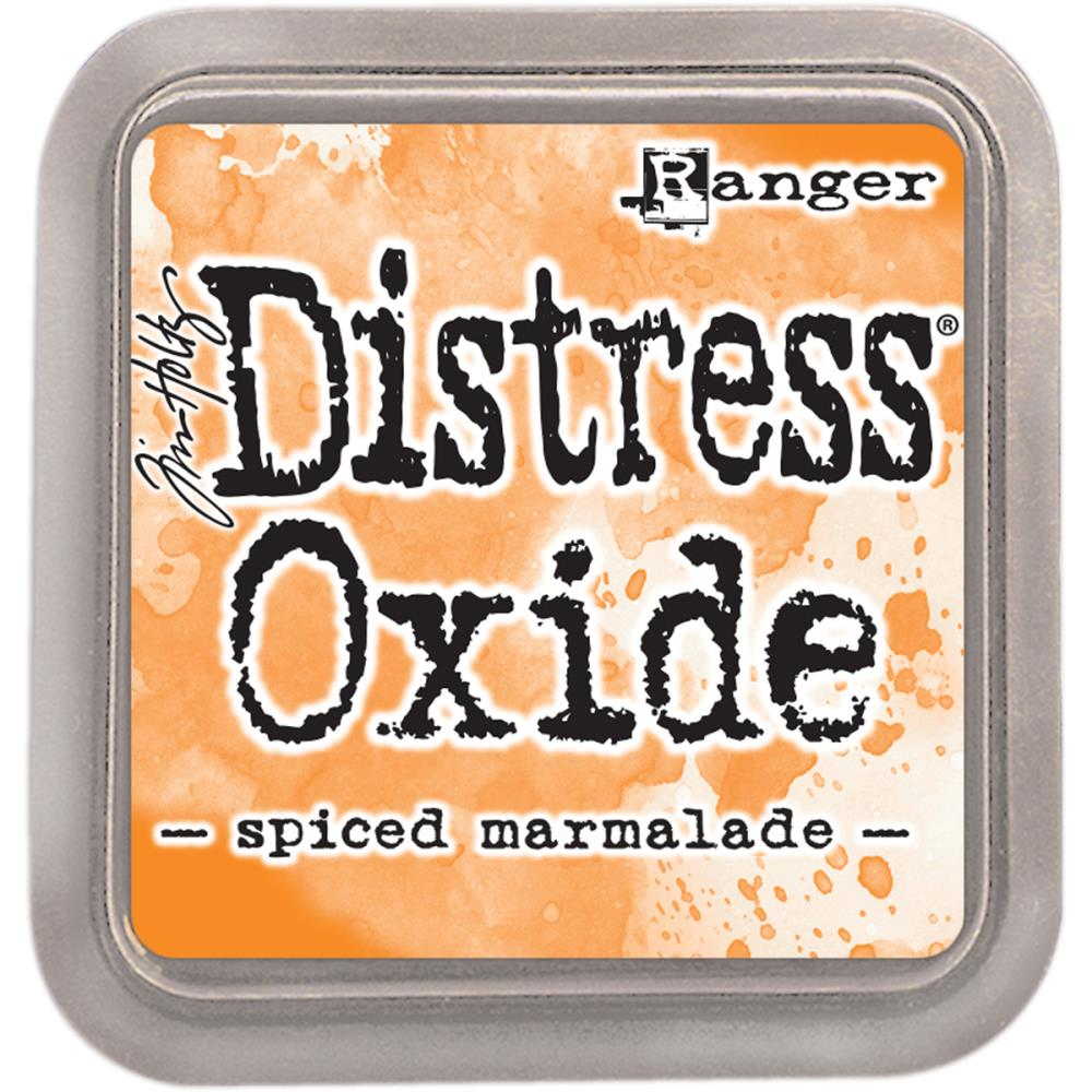 Distress Oxides- Spiced Marmalade
