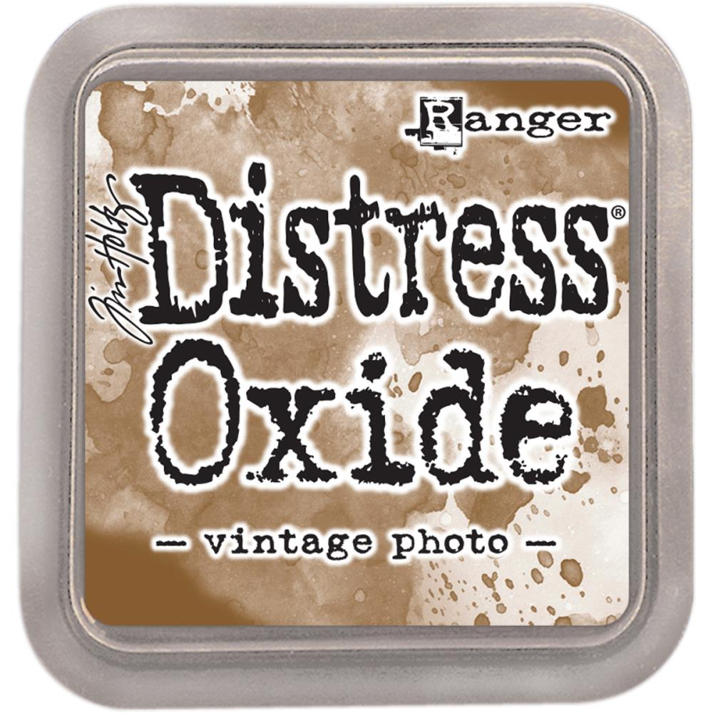Distress Oxides- Vintage Photo