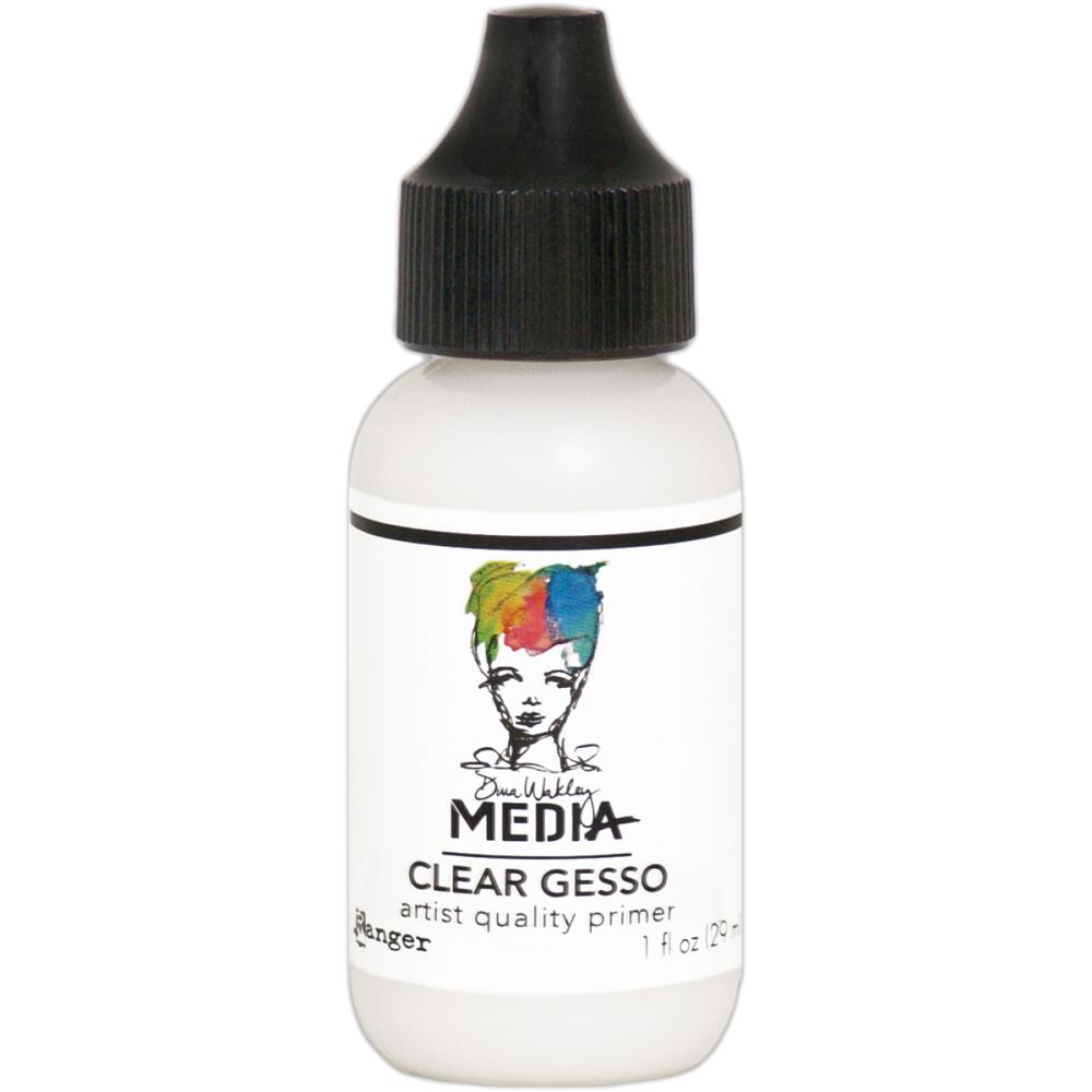 Dina Wakley Media Gesso- Clear
