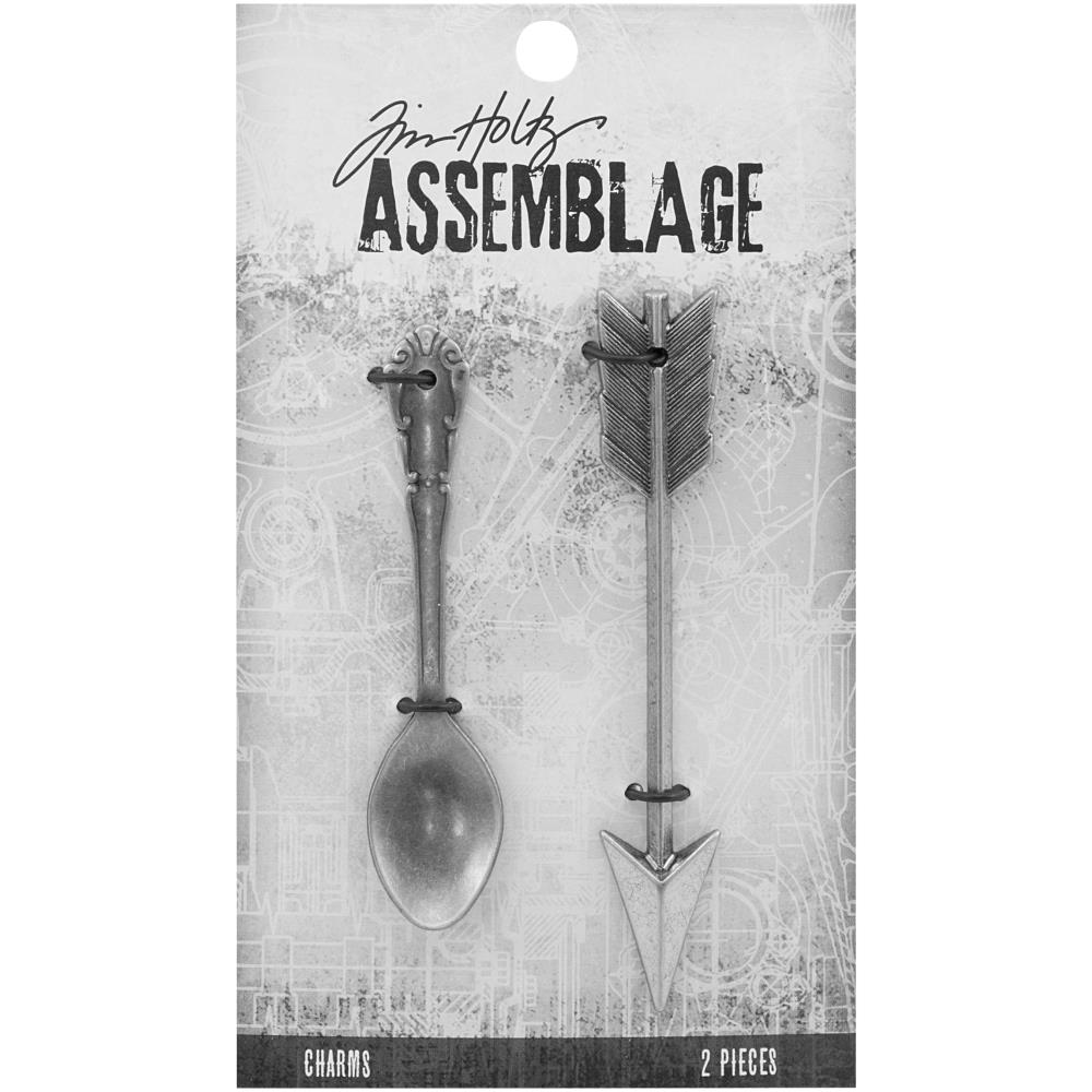 Assemblage Charms Arrow/Spoon