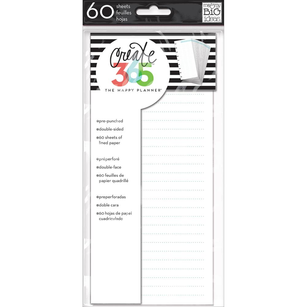 Happy Planner Fill Paper