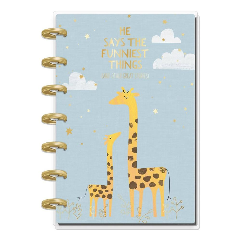 Happy Planner Mini Journaling -He Said