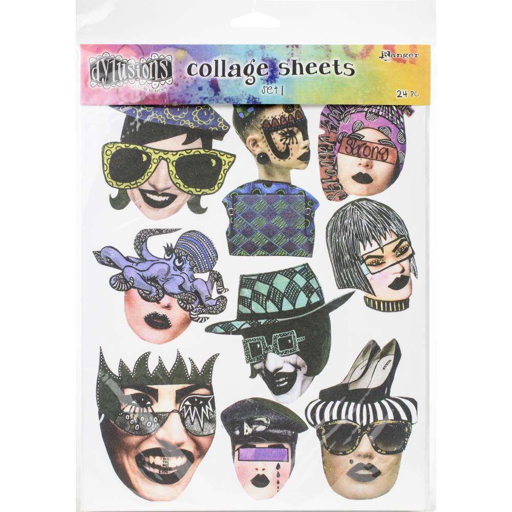 Collage Sheets- Set 1