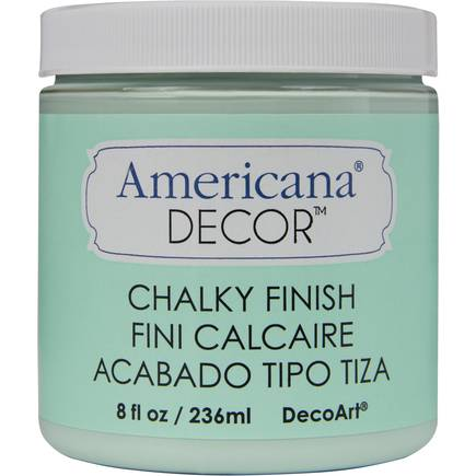 Chalky Finish Paint  - Refreshing