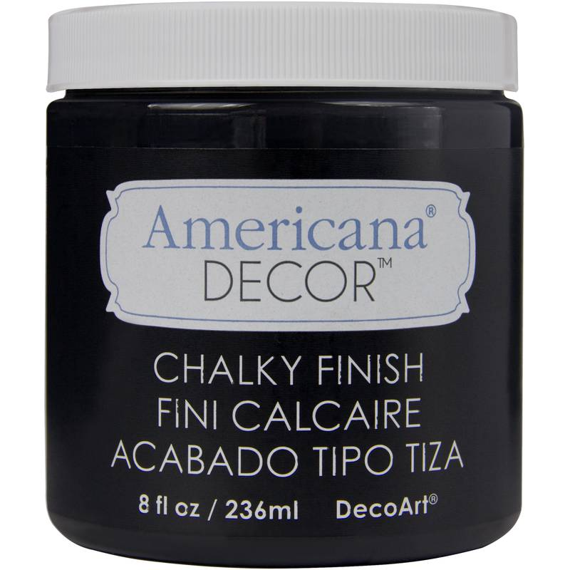 Chalky Finish Paint  - Carbon
