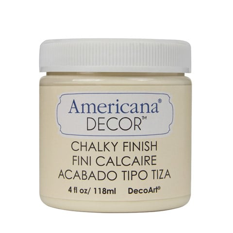 AMERICANA CHALKY FINISH PAINT WHISPER