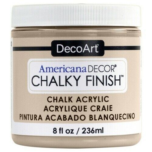 AMERICANA DECOR CHALKY FINISH PAINT- HEIRLOOM