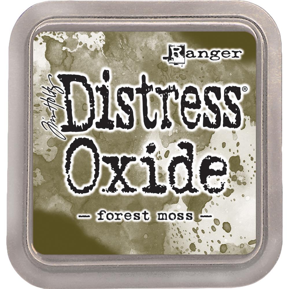 DISTRESS OXIDES- Forest Moss