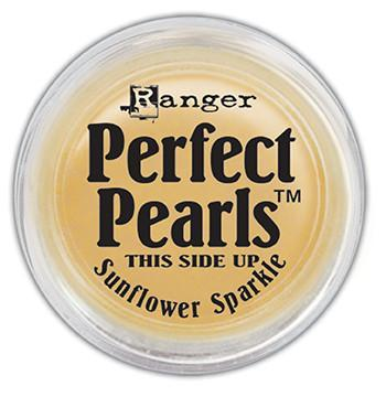 Perfect Pearls Pigment Powder -Sunflower Sparkle