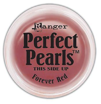 Perfect Pearls Pigment Powder- Forever Red