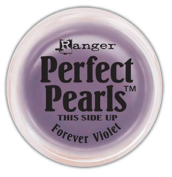 Perfect Pearls Pigment Powder- Forever Violet