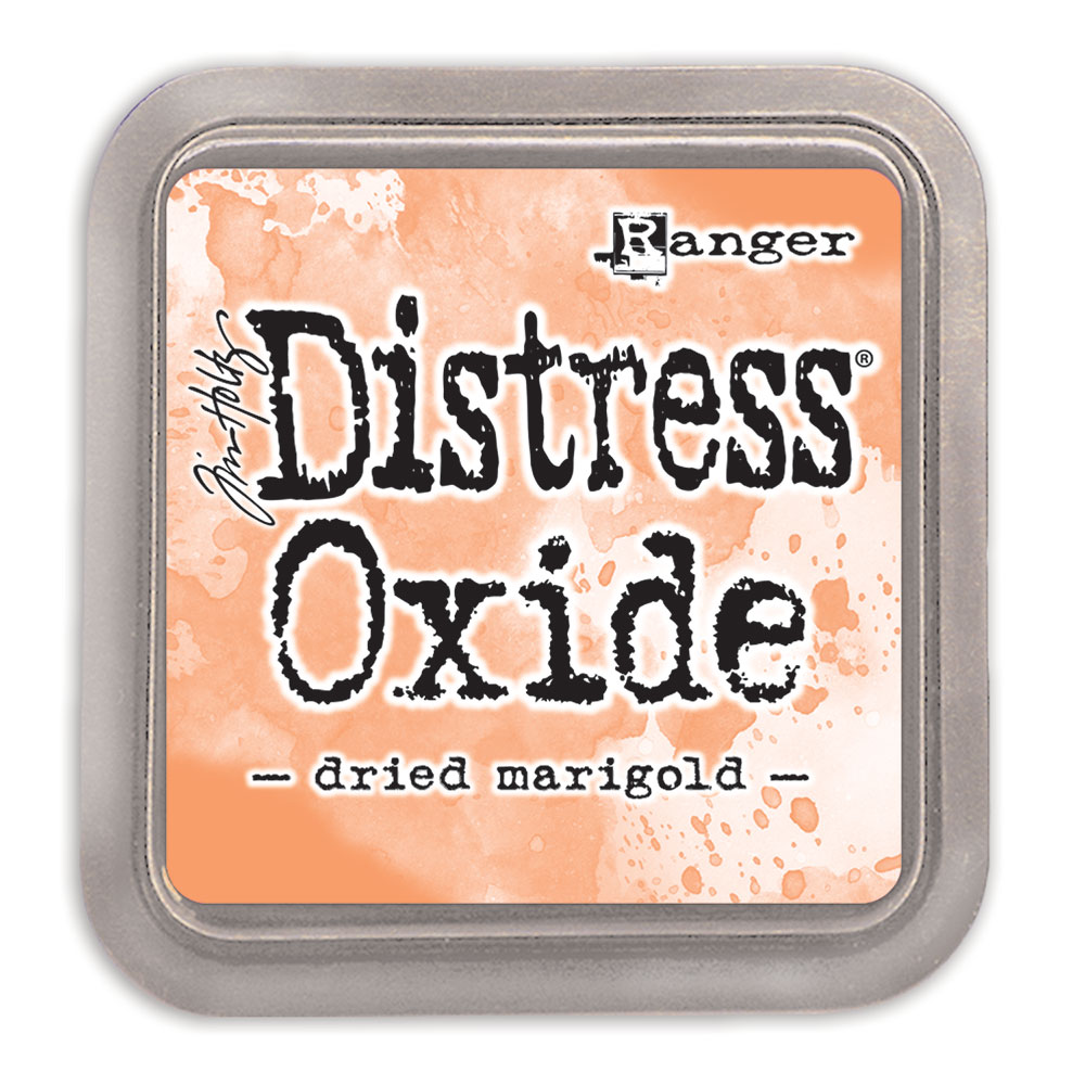 DISTRESS OXIDES- Dried Marigold