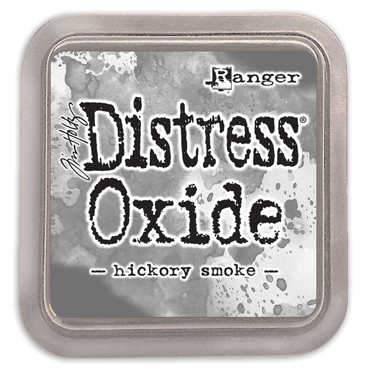 DISTRESS OXIDES- Hickory Smoke