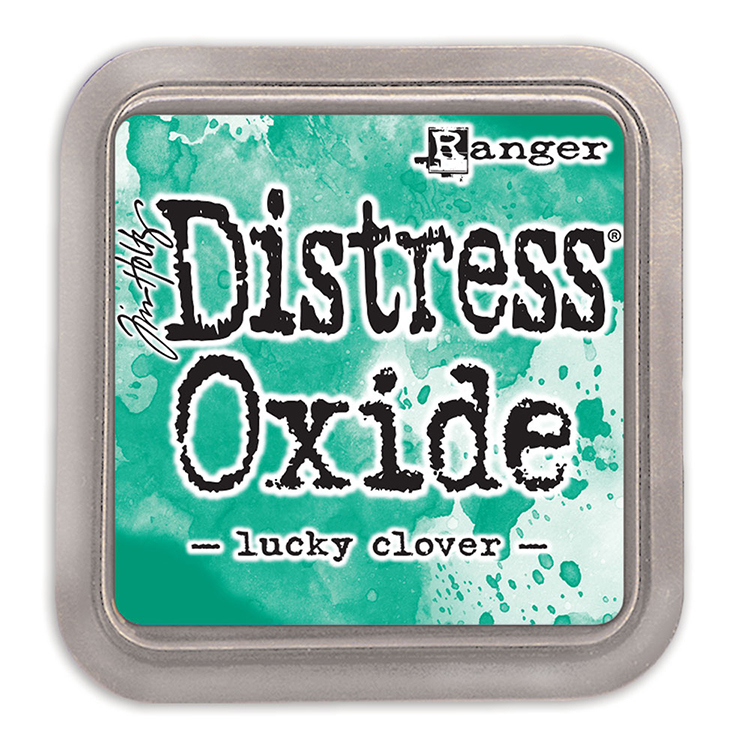DISTRESS OXIDES- Lucky Clover