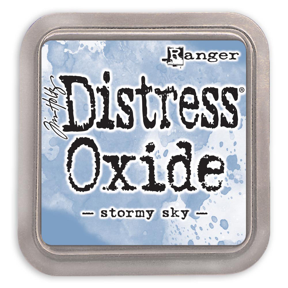 DISTRESS OXIDES- Stormy Sky