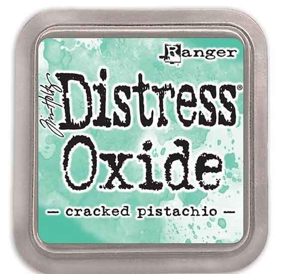Distress Oxides- Cracked Pistachio