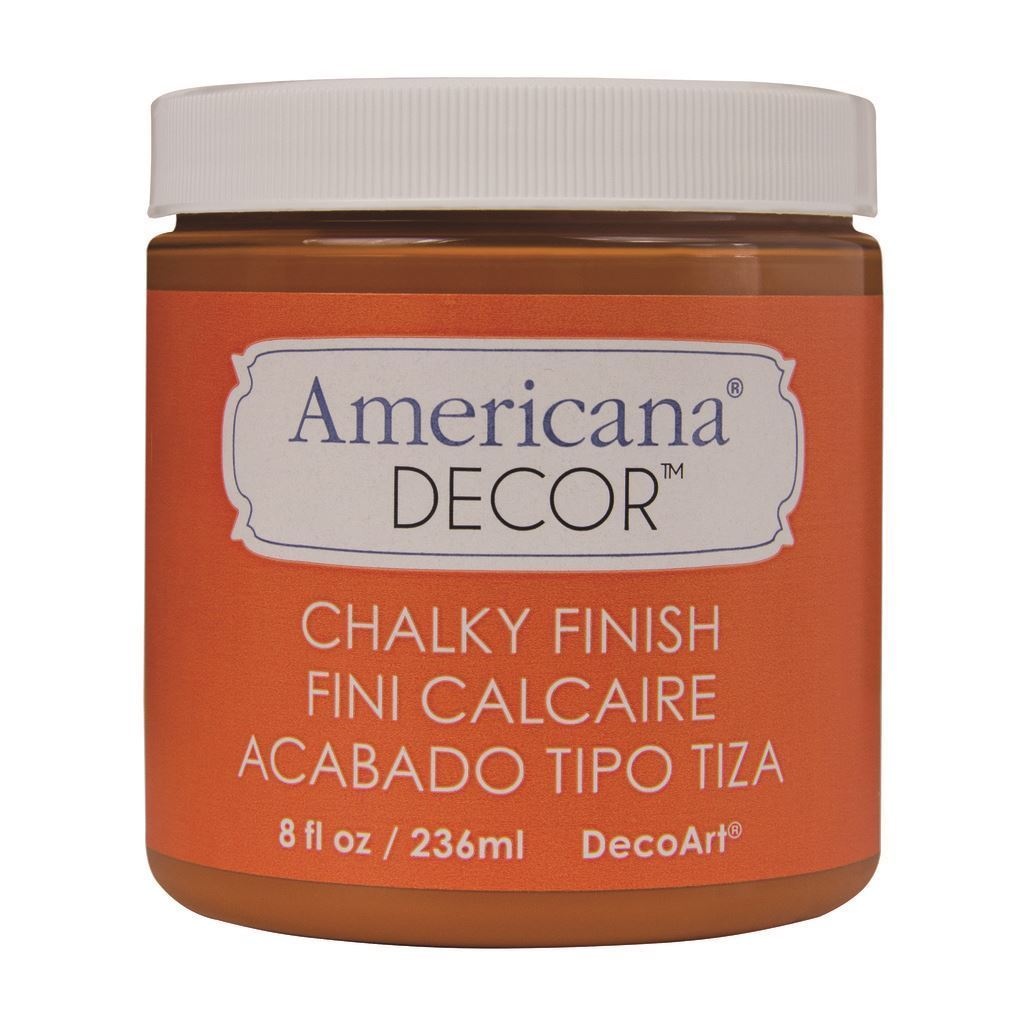 Americana Decor Chalky Finish Pain - Heritage (Orange